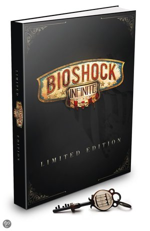 Bioshock Infinite Limited Edition Strategy Guide -  - Bradygames