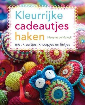 Kleurrijke cadeautjes haken -  - Margriet De Muinck