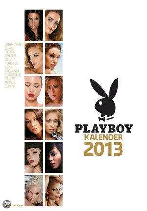 Playboy kalender 2013 - Playboy Kalender - Sanoma