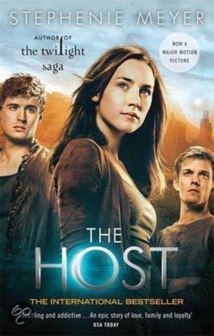 The Host -  - Stephenie Meyer
