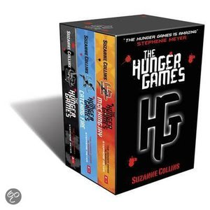 The Hunger Games Trilogy Box Set -  - Suzanne Collins